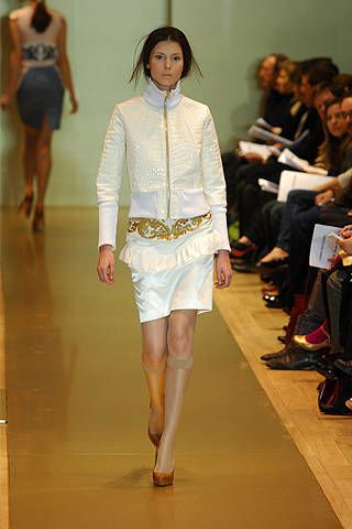Osman Yousefzada Fall 2008 Ready-to-wear Collections - 003