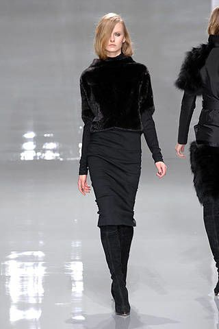 Amanda Wakeley Fall 2008 Ready-to-wear Collections - 002