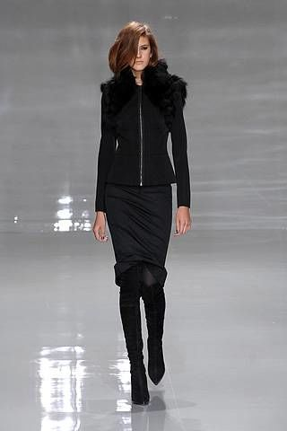 Amanda Wakeley Fall 2008 Ready-to-wear Collections - 003