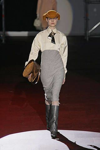 Marc Jacobs Fall 2008 Ready-to-wear Collections - 002