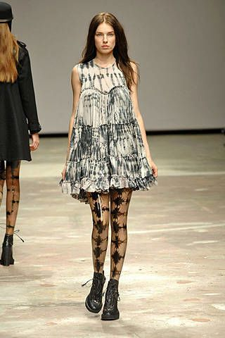Emma Cook Fall 2008 Ready-to-wear Collections - 002