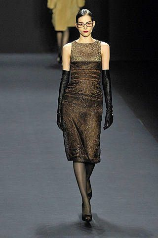Carmen Marc Valvo Fall 2008 Ready-to-wear Collections - 002