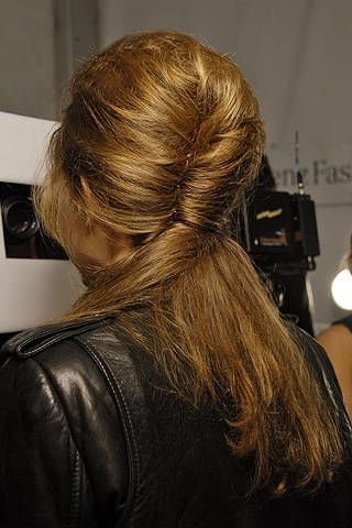 Michael Kors Fall 2008 Ready&#45&#x3B;to&#45&#x3B;wear Backstage &#45&#x3B; 003