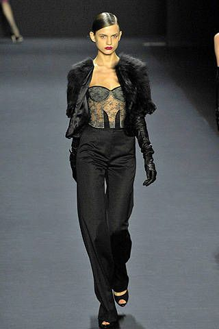 Carmen Marc Valvo Fall 2008 Ready-to-wear Collections - 003
