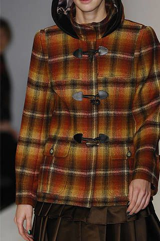 Paul Costelloe Fall 2008 Ready-to-wear Detail - 002