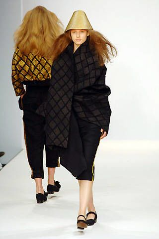 John Rocha Fall 2008 Ready-to-wear Collections - 002