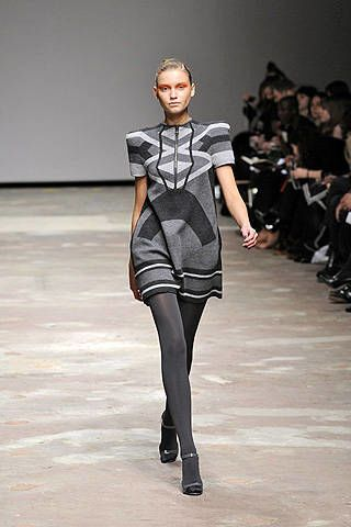 Louise Goldin Fall 2008 Ready-to-wear Collections - 002