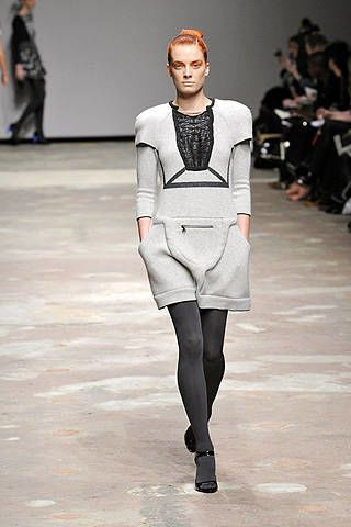 Louise Goldin Fall 2008 Ready-to-wear Collections - 003