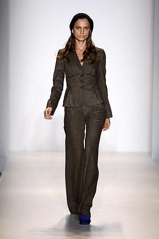 Cynthia Steffe Fall 2008 Ready-to-wear Collections - 002