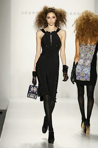 Joanna Mistroanni Fall 2008 Ready-to-wear Collections - 002