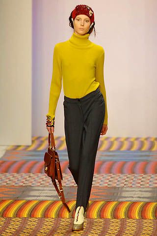 Betty Jackson Fall 2008 Ready-to-wear Collections - 003