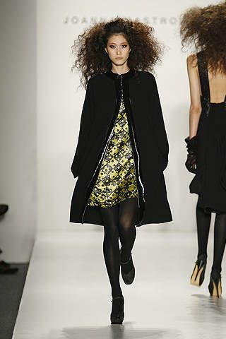 Joanna Mistroanni Fall 2008 Ready-to-wear Collections - 003