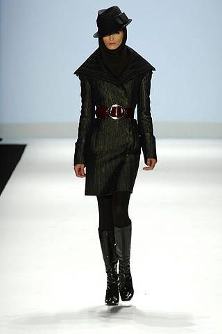 Project Runway Jillian Lewis Fall 2008 Ready-to-wear Collections - 002