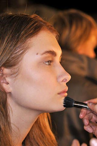 PPQ Fall 2008 Ready-to-wear Backstage - 002