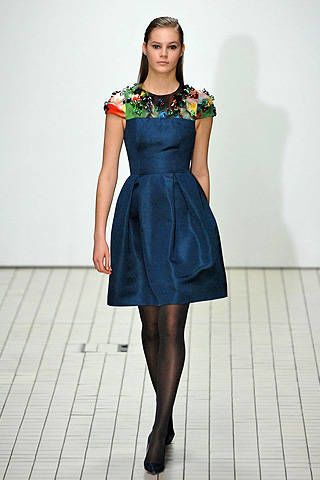 Erdem Fall 2008 Ready-to-wear Collections - 002