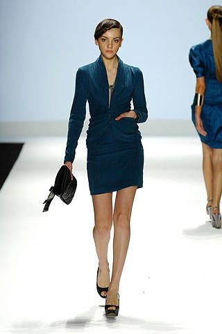 Project Runway Rami Kashou Fall 2008 Ready-to-wear Collections - 003