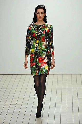 Erdem Fall 2008 Ready-to-wear Collections - 003