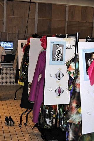 Erdem Fall 2008 Ready-to-wear Backstage - 002