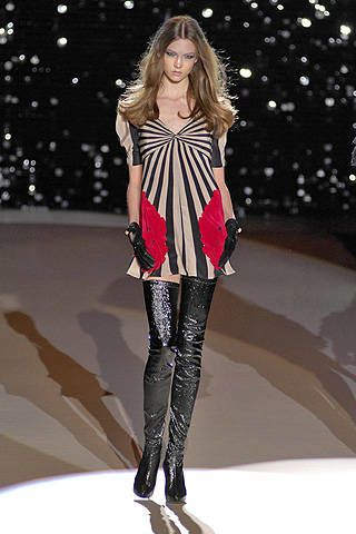 Temperley London Fall 2008 Ready-to-wear Collections - 002