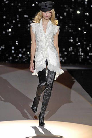 Temperley London Fall 2008 Ready-to-wear Collections - 003