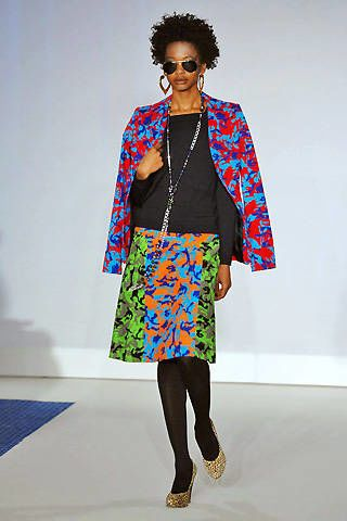 Duro Olowu Fall 2008 Ready-to-wear Collections - 003