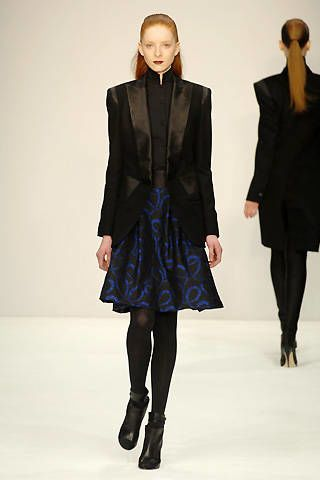 Jens Laugesen Fall 2008 Ready-to-wear Collections - 002