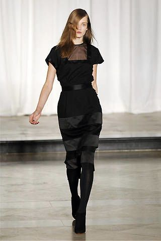 Richard Nicoll Fall 2008 Ready-to-wear Collections - 002