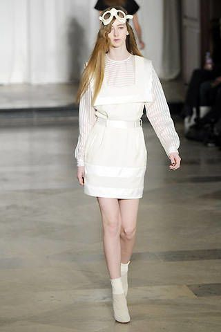 Richard Nicoll Fall 2008 Ready-to-wear Collections - 003