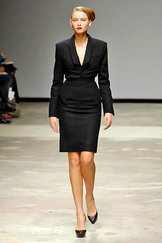 Todd Lynn Fall 2008 Ready-to-wear Collections - 002