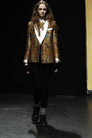Obedient Sons and Daughters Fall 2008 Ready-to-wear Collections - 002