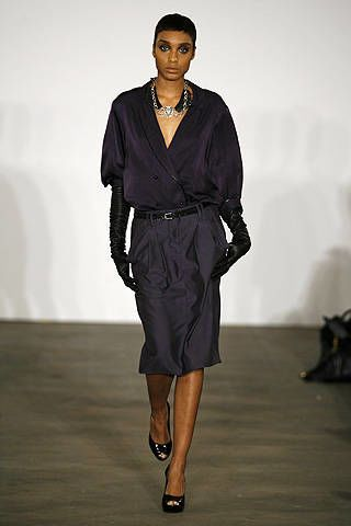 Arthur Mendonca Fall 2008 Ready-to-wear Collections - 002