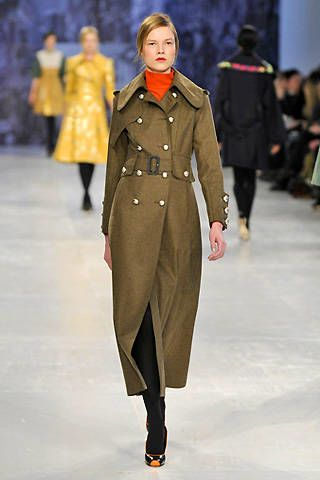 Aquascutum Fall 2008 Ready-to-wear Collections - 003