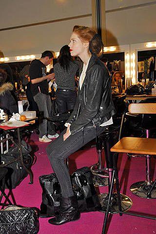 Jenny Packham Fall 2008 Ready-to-wear Backstage - 002