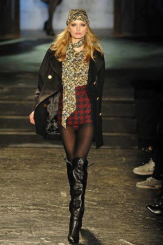 Vivienne Westwood Red Label Fall 2008 Ready-to-wear Collections - 002