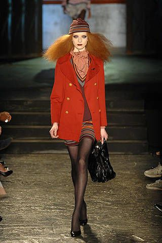 Vivienne Westwood Red Label Fall 2008 Ready-to-wear Collections - 003