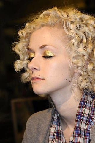 Allegra Hicks Fall 2008 Ready-to-wear Backstage - 003