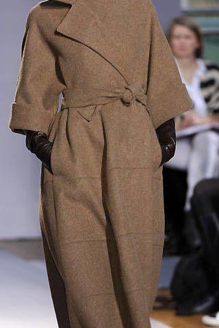 Nicole Farhi Fall 2008 Ready-to-wear Detail - 003