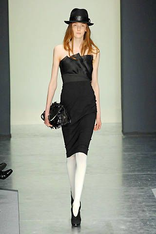 Gianfranco FerrÃ{{{copy}}} Fall 2008 Ready-to-wear Collections - 003
