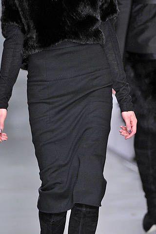 Amanda Wakeley Fall 2008 Ready-to-wear Detail - 002