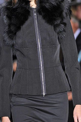 Amanda Wakeley Fall 2008 Ready-to-wear Detail - 003