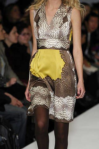 Issa Fall 2008 Ready-to-wear Detail - 003