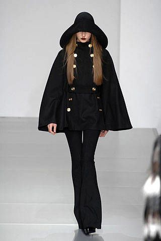 Jaeger London Fall 2008 Ready&#45&#x3B;to&#45&#x3B;wear Collections &#45&#x3B; 002
