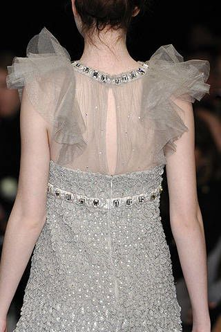 Jenny Packham Fall 2008 Ready-to-wear Detail - 003