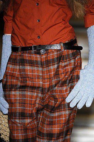 Peter Jensen Fall 2008 Ready-to-wear Detail - 002