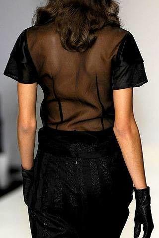 Gavin Douglas Fall 2008 Ready-to-wear Detail - 003