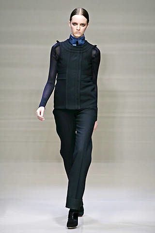 Pringle of Scotland Fall 2008 Ready-to-wear Collections - 002