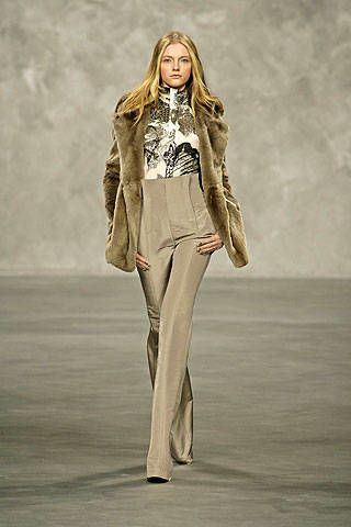 Derercuny Fall 2008 Ready-to-wear Collections - 003