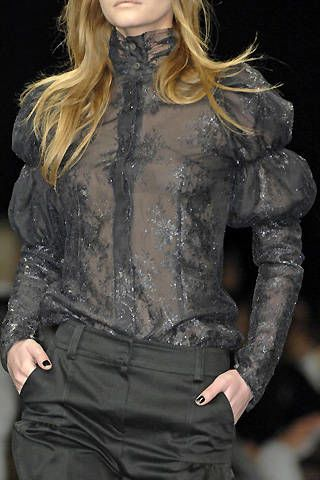 Derecuny Fall 2008 Ready-to-wear Detail - 003