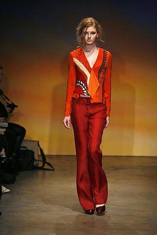 Koi Suwannagate Fall 2008 Ready-to-wear Collections - 002