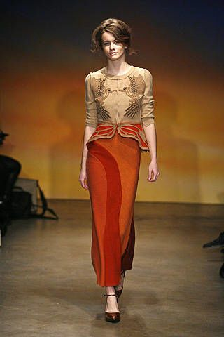 Koi Suwannagate Fall 2008 Ready-to-wear Collections - 003